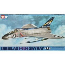 Douglas F4D-1 Skyray. Escala 1:48. Marca Tamiya. Ref: 61055.