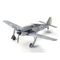 Focke-Wulf Fw190 A-3. Escala 1:72. Marca Tamiya. Ref: 60766.