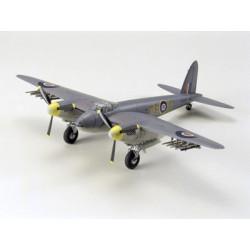 De Havilland Mosquito B Mk.VI/NF Mk.II. Escala 1:72. Marca Tamiya. Ref: 60747.