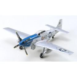 North American P-51D Mustang. Escala 1:72. Marca Tamiya. Ref: 60749.