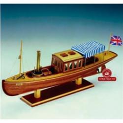 Barcaza del Támesis (460 mm Eslora), Escala 1:26. Marca Constructo. Ref: 80834.