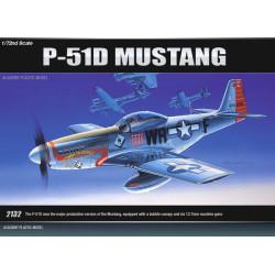 Avión P-51D. Escala 1:72. Marca Academy. Ref: 12485.