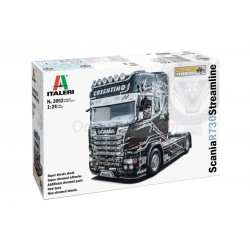 Scania R730 Streamline. Escala 1:24. Marca Italeri. Ref: 3952.