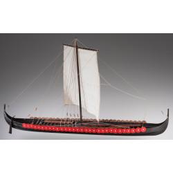 Viking Longship. Escala 1:35. Marca Dusek. Ref: D005.