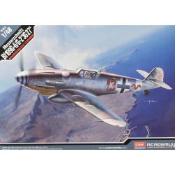 """Messerschmitt Bf109G-6/G-2 """"JG27"""". Escala 1:48. Marca Academy. Ref: 12321."""