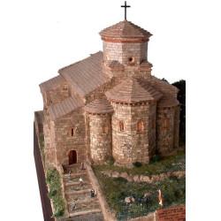Santuario San Miguel de Aralar. Escala 1:120. Marca Cuit. Ref: 453627.