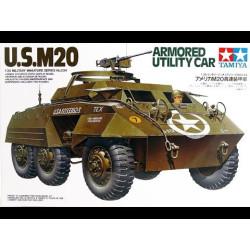 U. S. M20 Armored Utility Car. Escala 1:35. Marca Tamiya. Ref: 35234.