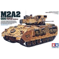 M2A2 ODS Infantry Fighting Vehicle (Operation Desert Storm). Escala 1:35. Marca Tamiya. Ref: 35264.