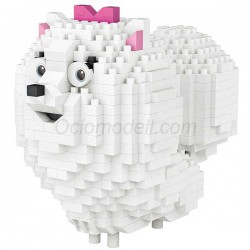 Personaje Loz 600 piezas. Kit construction blocks. Marca Loz. Ref: 9786.