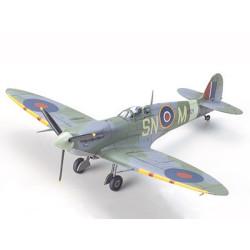 Supermarine Spitfire Mk.Vb/Mk.Vb Trop. Escala 1:72. Marca Tamiya. Ref: 60756.