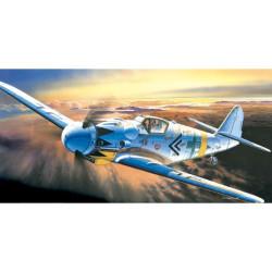 Avión Messerschmitt BF109G-14. Escala 1:72. Marca Academy. Ref: 12454.