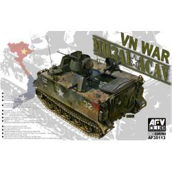 M113A1 ACAV. Escala 1:35. Marca AFV Club. Ref: AF35113.