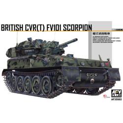 BRITISH CVR (T), ESCORPION FV101. Escala 1:35. Marca AFV Club. Ref: AF35S02.