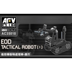 "ROBOT TÁCTICO EOD ""TALON"" (I). Escala 1:35. Marca AFV Club. Ref: AC35010."