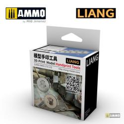 3D Print Model Hand Print Tools. Marca Mig. Ref: LIANG-0404.
