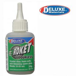 Roket Odourless secado 10-20sg. 20gr. Marca Deluxe. Ref: AD46.