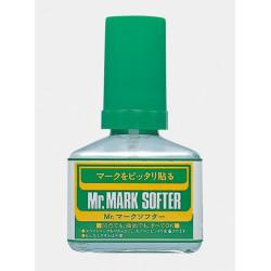 MS-233 MARK SOFTER NEO. Adaptador de calcas. 40ml. Marca MR.Hobby. Ref: MS233.