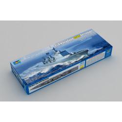 PLA Navy Type 051C Destructor. Escala: 1:700. Marca: Trumpeter. Ref: 06731.