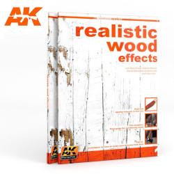 Técnicas de Pintar Efectos de madera – LEARNING 1. Marca AK Interactive. Ref: AK259.