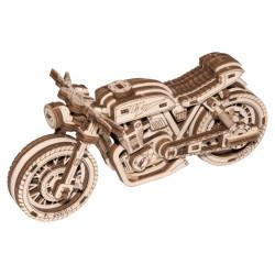 Cafe Racer, madera contrachapada, Kit de montaje. Marca Wooden City. Ref: 57340.