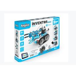 Inventor `Ginobot ´´10 modelos . Kit construction blocks. Marca Engino. Ref: IN90.