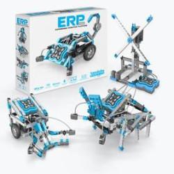 Metabot ERP ``mini Plataforma robótica ampliable´´10 modelos . Kit construction blocks. Marca Engino. Ref: ROB20.
