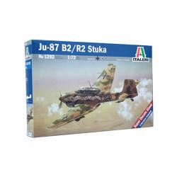 JU - 87 B2 STUKA. Escala 1:72. Marca Italeri. Ref: 1292.