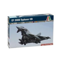 EF 2000 Typhoon IIB ( Eurofighter ). Escala 1:72. Marca Italeri. Ref: 1340.