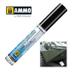 EFFECTS BRUSHER: Wet Effects. Marca Ammo of Mig Jimenez. Ref: AMIG1802.