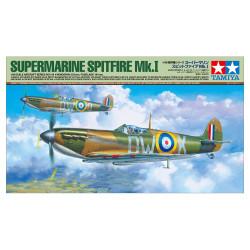 Supermarine Spitfire Mk.I. Escala 1:48. Marca Tamiya. Ref: 61119.