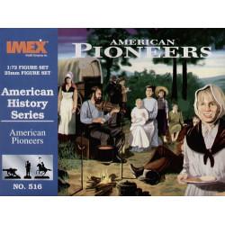 AMERICAN PIONEERS. Escala 1:72. Marca Imex. Ref: IM516.