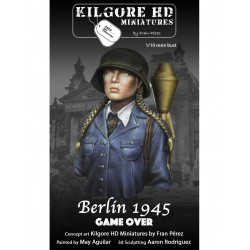 Berlin 1945 - Game Over. Escala 1:10. Marca Kilgore HD Miniature. Ref: Berlin 1945 - Game Over.