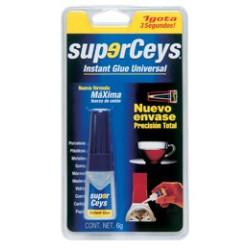 Superceys instantaneo 6 gramos, marca Ceys, Formato bote.