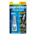 Superceys instantaneo 5 gramos, marca Ceys, F. bote, pincel.