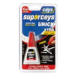 Superceys unick 5 gramos, marca Ceys, Formato tubo, Pincel.