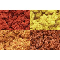 Mezcla de varios follajes, mezcla de otoño, Ref: FC186.
