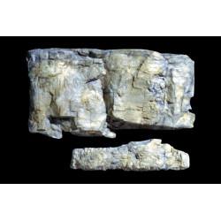 Molde de rocas para realizar en escayola o yeso, Ref: C1239.