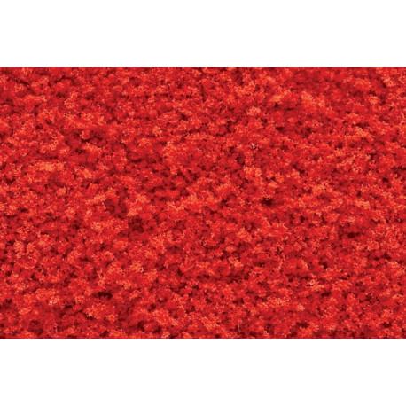 Tamiz rojo otoñal, formato bote, Ref: T1355, Woodland Scenic