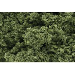 Follaje verde claro, bolsa grande, Ref: FC57.