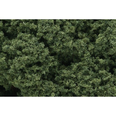 Follaje verde medio, bolsa grande, Ref: FC58.