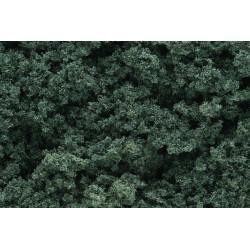 Follaje verde oscuro, bolsa grande, Ref: FC59.