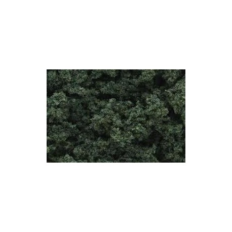 Follaje verde oscuro, bolsa grande Ref: FC684.