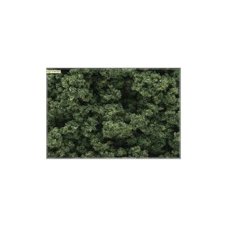Follaje verde medio, bolsa grande Ref: FC683.