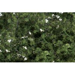 Follaje para crear arboles, color verde medio, Ref: F1131.