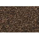 Gravilla color Brown lastre fino 383 cm, Woodland Scenics, bolsa, Ref: B71