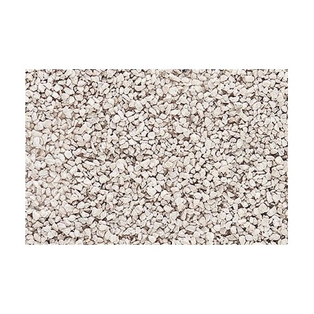 Gravilla color Gris claro fino 383 cm, Woodland Scenics, bolsa, Ref: B74