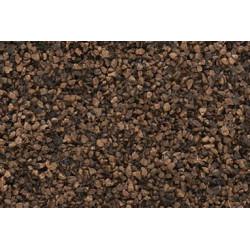 Gravilla color Brown lastre medio 383 cm, Woodland Scenics, bolsa, Ref: B78