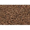 Gravilla color Rojizo grueso 383 cm, Woodland Scenics, bolsa, Ref: B86