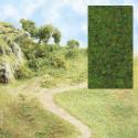 Césped Electrostático verde primavera, Marca Busch, Ref: 7111.