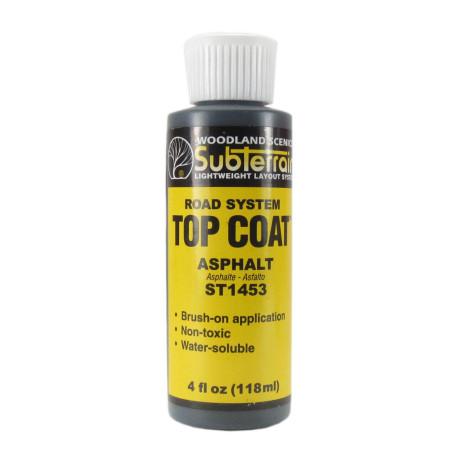 Pigmento de asfalto para maquetas, Ref: ST1453, Woodland Scenics